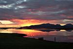 Sunrise over Loch Bee