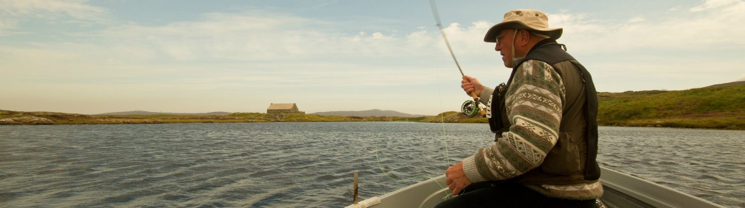 South Uist Fishing